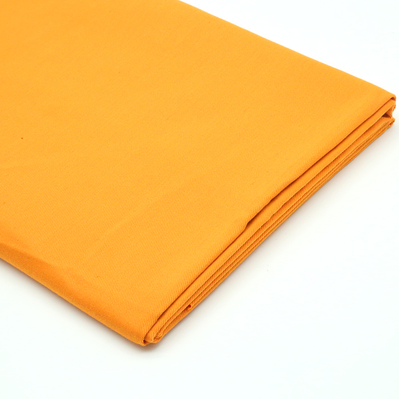 98% cotton 2% peach spandex fabric in custom color and eco-friend spandex fabric