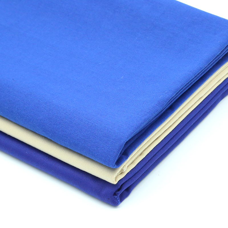 Direct selling plain weave waterproof fabric hospital hospital uniform fabric