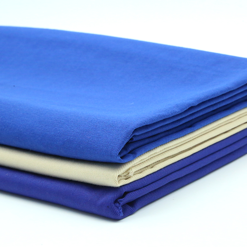 Direct selling plain weave waterproof fabric hospital hospital uniform fabric