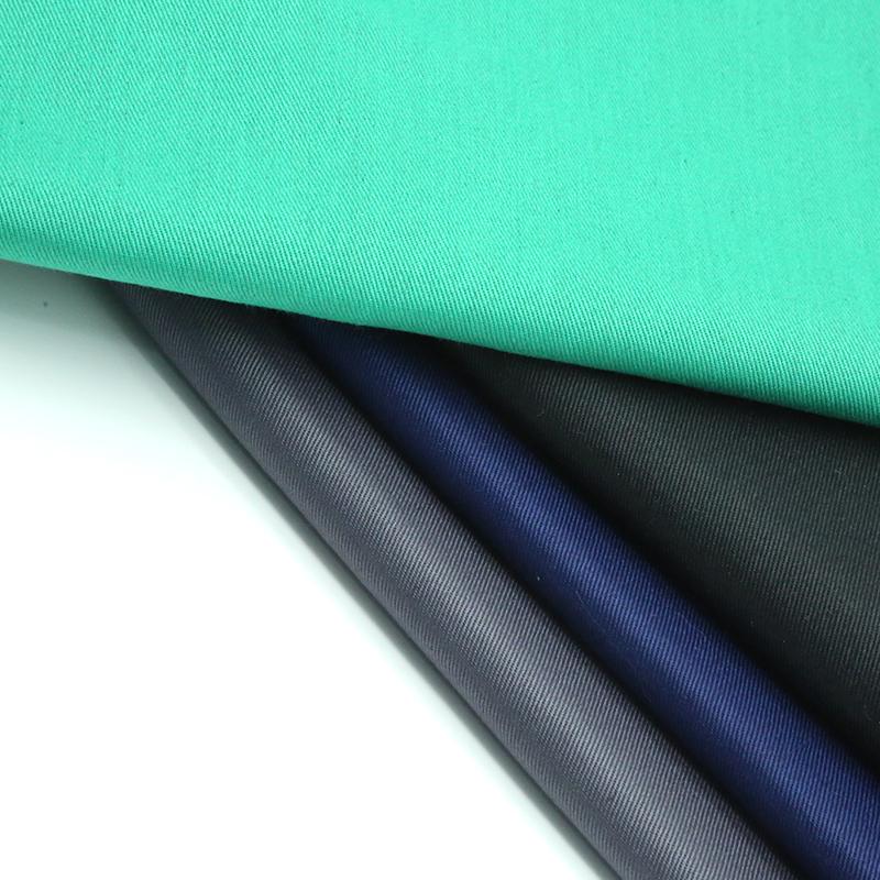T/C Hospital Fabric For Nurse Uniform Different Colors Dyed Medical Uniform T/C 65/35 133X72 58/59