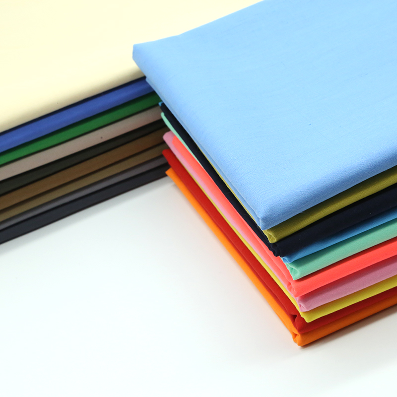 high quality cotton and polyester 2/1 twill fabric 32*32 130*70 for office/hospital/medical/school uniform fabrics